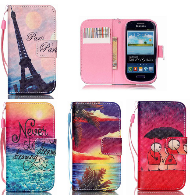 For Funda Samsung Galaxy S3 S 3 SIII Neo Duos Case Flip Leather Phone Case Cover S3 GT-I9301 GT-I9300 GT-I9300i I9300 I9301i S 3