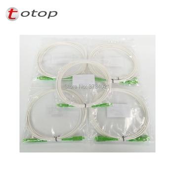 3Pcs/Lot G657B3 Diameter 3.0MM Length 3M Fber Optic Patch Cord (fc/pc - sc/apc, sc/pc - sc/apc, sc/apc - sc/apc mixed package) фото