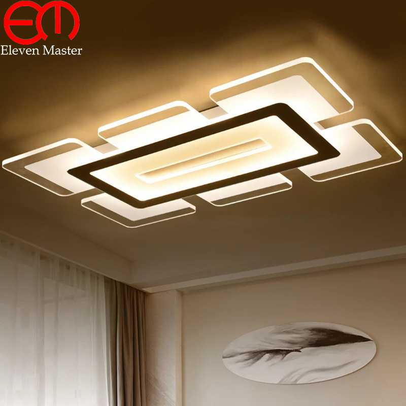 Mordern minimalist Ceiling Lamp Acrylic Living Room Foyer Light Home ceiling lights Creative cast shadow wall sconce KCL0008