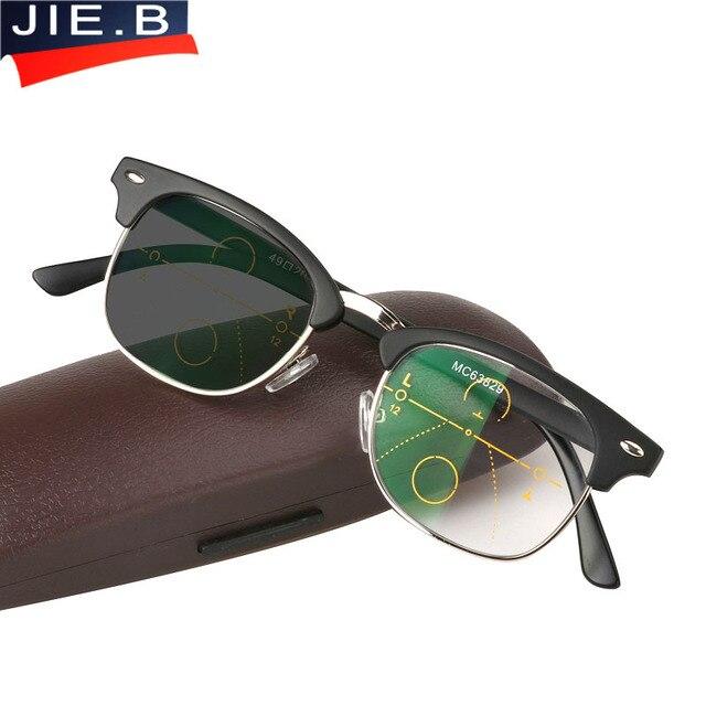 d8ee643aeec3a B Óculos Vintage Smart Zoom Asymptotically Óculos Homens Mulheres óculos de  Leitura Presbiopia Hipermetropia