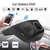 Geartronics 2017 Newest Car Dvr Mini Wifi Car Camera Full HD 1080P Dash Cam Registrator Video