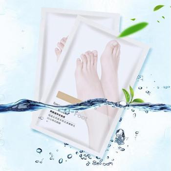 1 Pair Moisturize Exfoliating Foot Mask Dead Skin Removal Deodorize Pedicure Glove