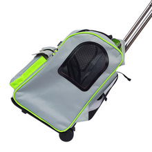 Portable Cat Trolley Bag