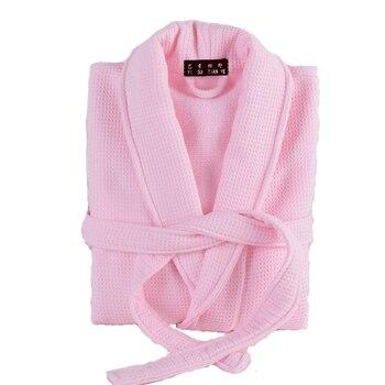 Winter Bathrobe Women Pajamas Bath Cotton Warm Robe Sleepwear Womens Robes Lovely Nightgowns High Quality Sexy Kimono Robe
