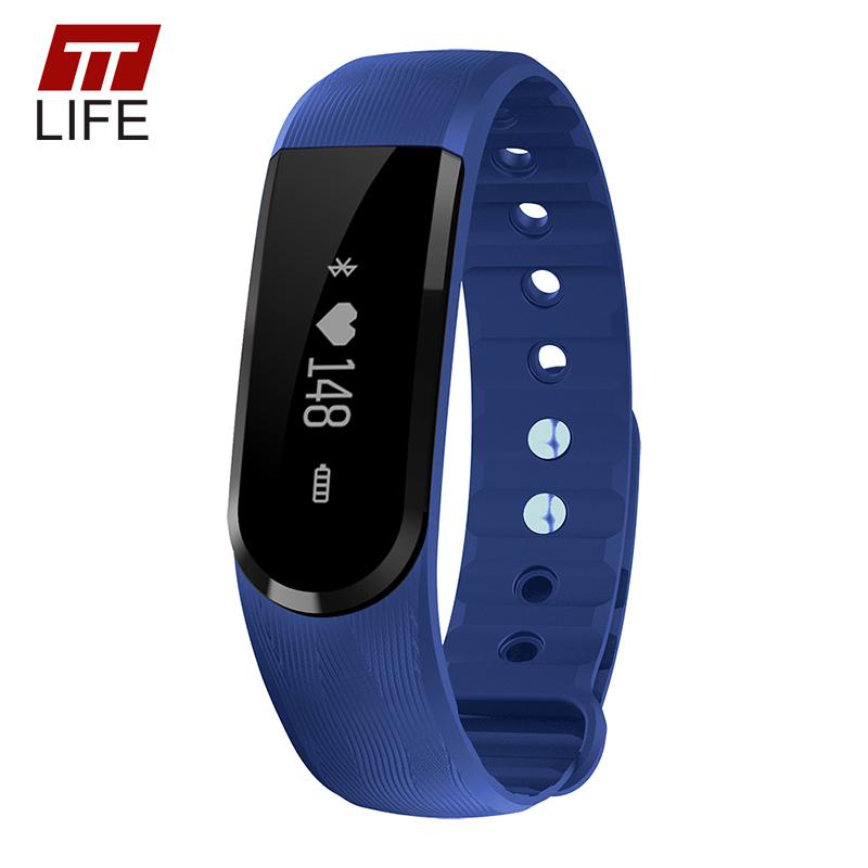 Prix pour TTLIFE Marque Pulse Smart Watch Bracelet Moniteur de Fréquence Cardiaque Montre Unisexe Fitness Tracker Montre de Sport Avec Pulse Pour Android IOS