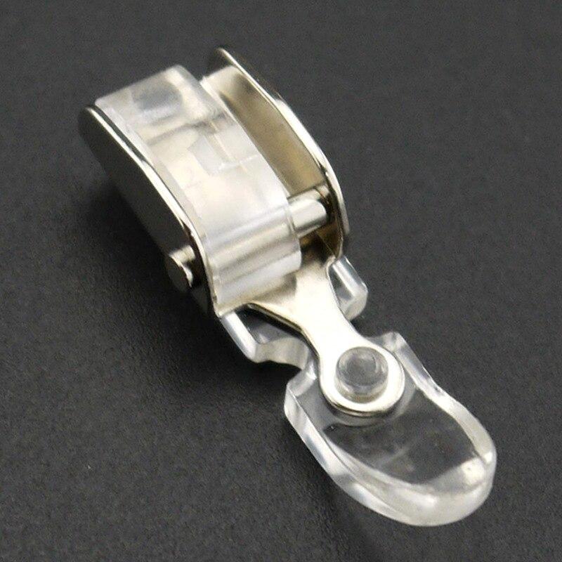 Singer Sewing Machine Snap On Zipper Foot 507836