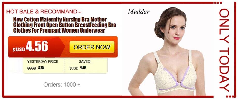 ff5ceb46b957a Cotton Maternity Nursing Bra Breastfeeding Bras For Pregnant Women Prevent  Sagging Sport Sleep Bras Mother Clothes Underwear