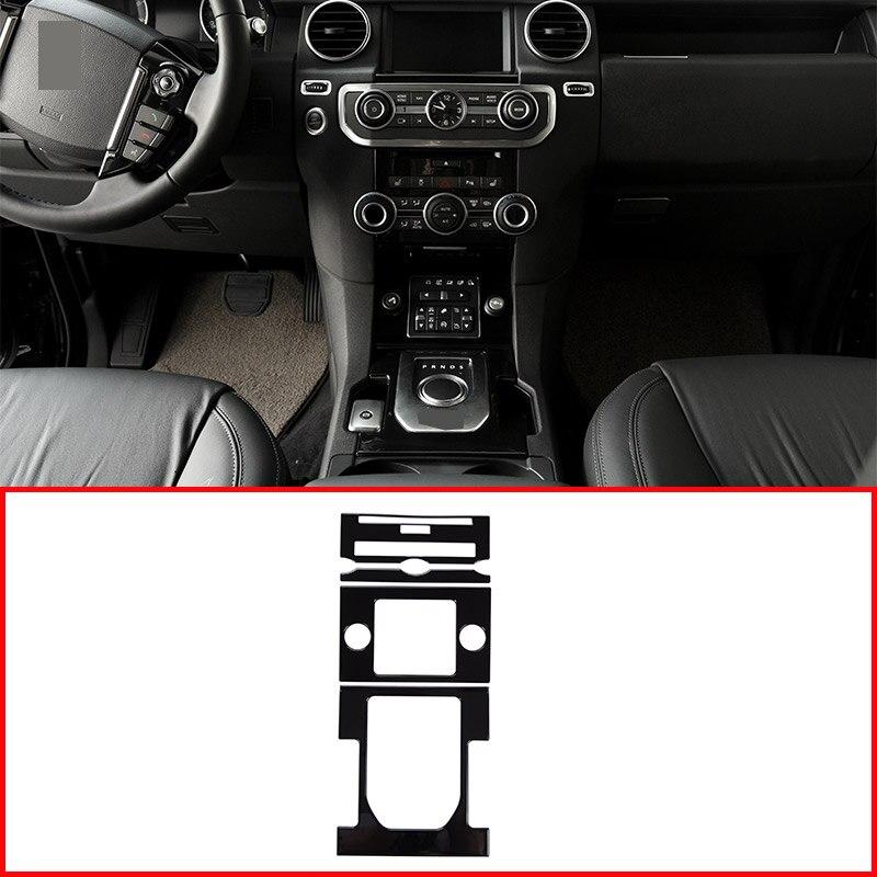 Maniglia cromata porta Trim for Discovery 4/2010/ /2016/RR LR4/sport 08/ /2015 /13/accessori per auto per Freelander 2/2010/