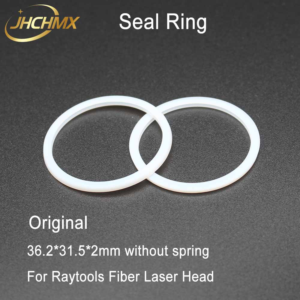 JHCHMX Origina Raytools Seal Ring 36.2*31.5*2mm For Protective Windows Used On BT240 BT230 Raytools Fiber Laser Cutting Head