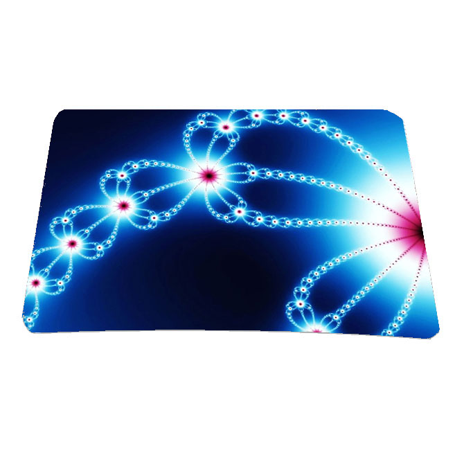 Locking Edge Anti-slip Mouse Pad Mice Mat Rubber 210 x 175 mm Mousepad For Optical Laser Mouse Computer Gamer Gaming Mouse Pad