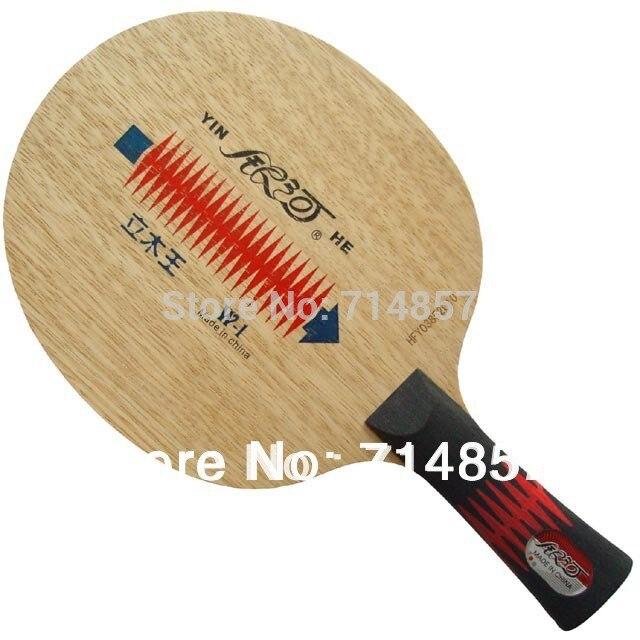 Original Yinhe Milky Way Galaxy W1 Stand Wood King W 1 W-1 Table Tennis Pingpong Blade