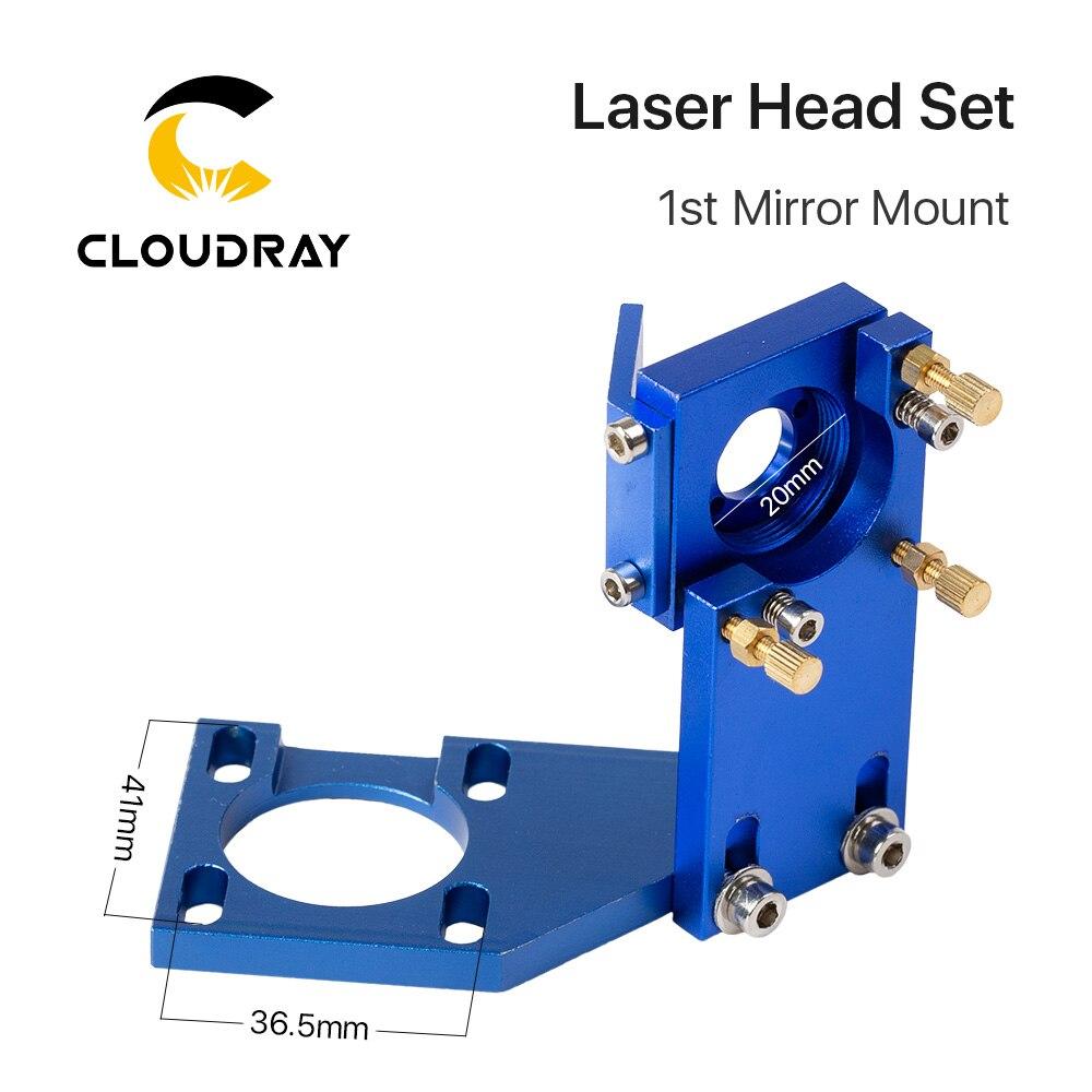 Купить с кэшбэком K Series: CO2 Laser Head Set for 2030 4060 K40 Laser Engraving Cutting Machine
