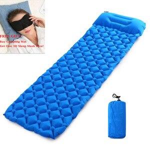Camping Mat Inflatable Sleepin