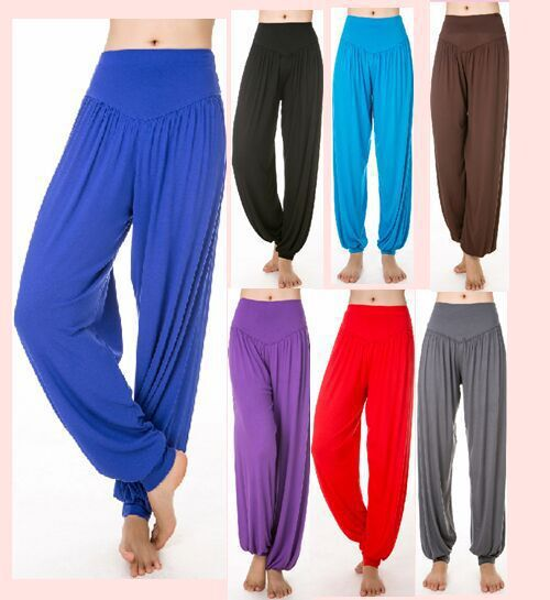 16 colores mujeres yoga sports pantalones elásticos leggins yoga chino  artes marciales ropa Taiji pantalones bombachos mujeres leggings gimnasio  en de en ... 0966e993f186