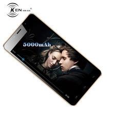 Купить Глобальный Встроенная память 5,5 дюймов смартфон Android 7,0 2 ГБ Оперативная память 16 ГБ Встроенная память 4 ядра Кен Xin да X9 Dual Sim батарея 5000 мАч 4 г Lte мобильный телефон