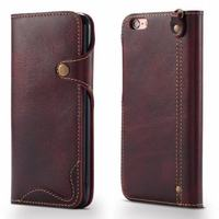 For Coque IPhone 6s Plus Case Genuine Leather Protective Phone Bags Case For Apple IPhone 6