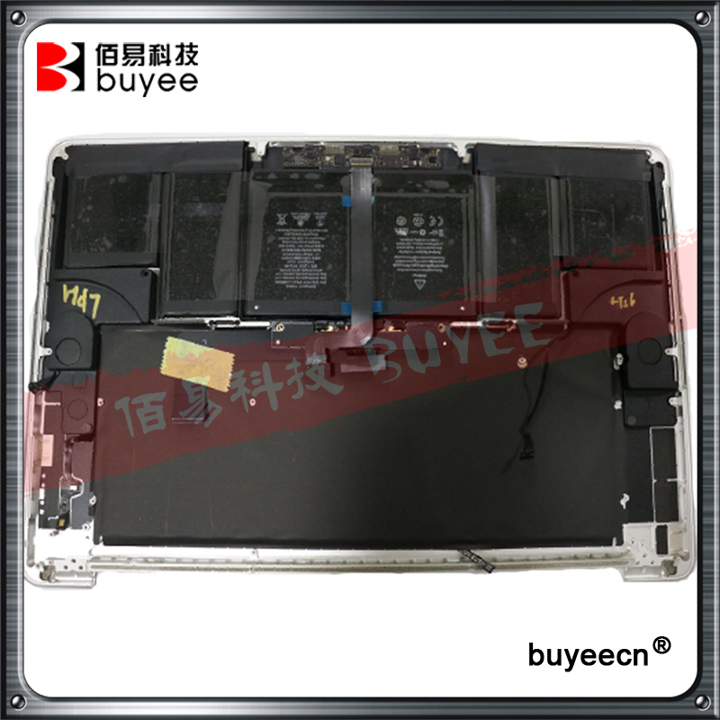 Genuine New For Macbook Pro Retina A1398 2013 2014 15'' Top Cover US Keyboard Backlight Trackpad Battery ME293 ME294 MGXA2 MGXC2