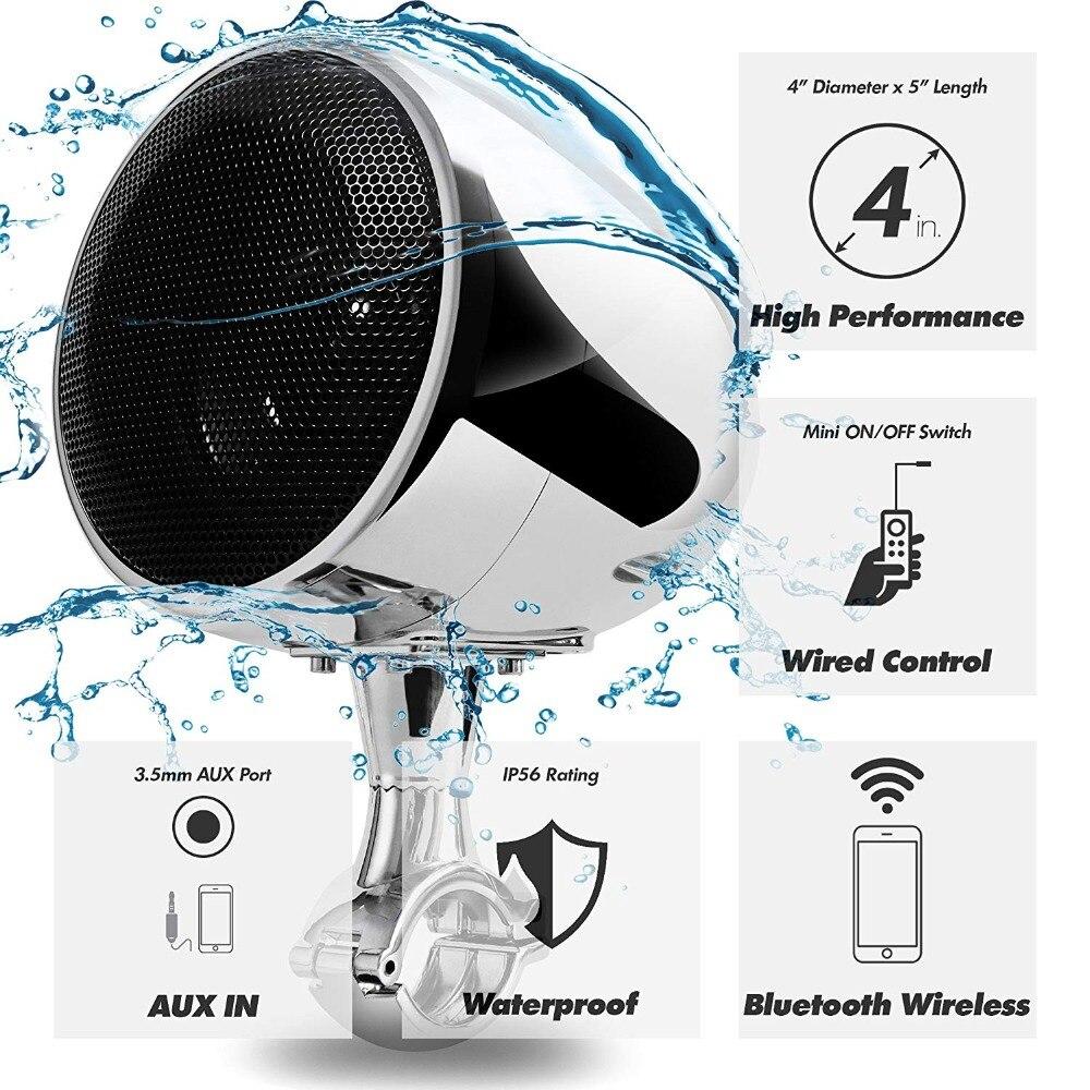 waterproof motorcycle speakers