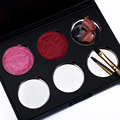 Multifounctional Makeup Palette Set 6 PCS Empty Eye Shadow Pallete Eyeshadow with Magnetic Pans Make Up Tool Kits Mix Pigments
