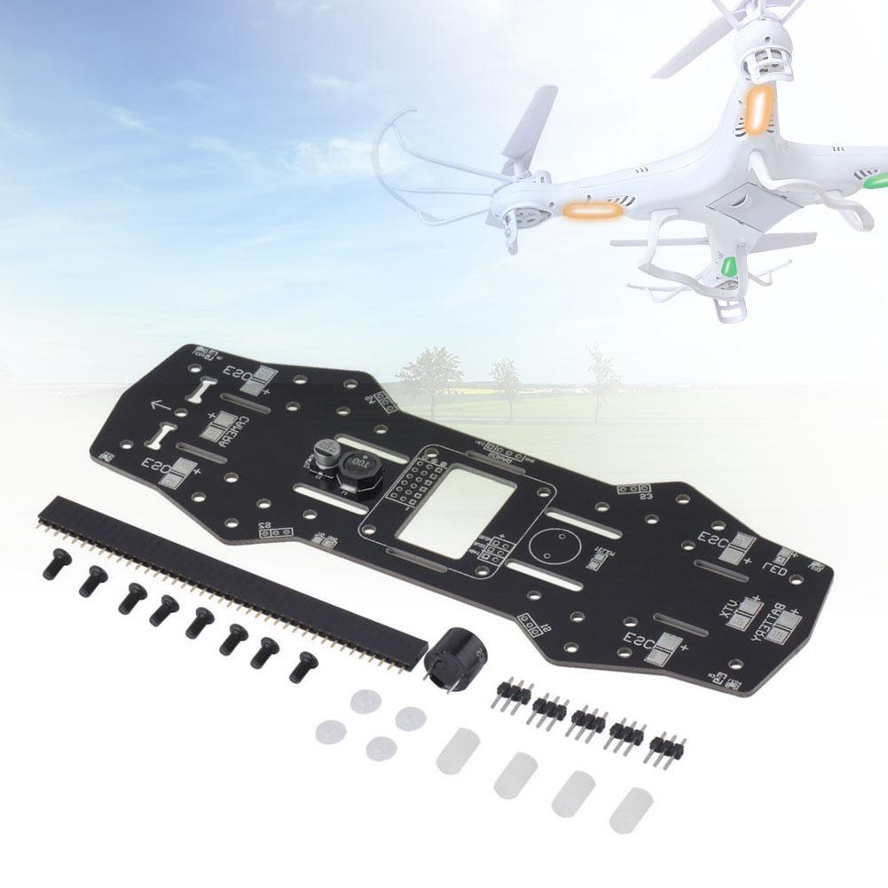 все цены на New Profession PDB Power Distribution Board for QAV250 Drone Quadcopter Parts first power distribution board  PDB Board A676 онлайн
