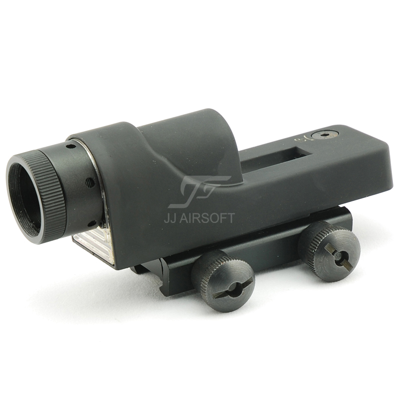 JJ Airsoft RX06 Reflex Triangle Reticle Red Dot RX06 Reflex Sight (Black) jj airsoft vsr10 vsr 10 metal
