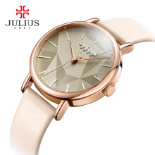 2017 Summer New Creative Women Quartz Wrist Watch Julius Montre Femme Genuine Clock Hour Japan 2035 Movement Casual Watch JA-985
