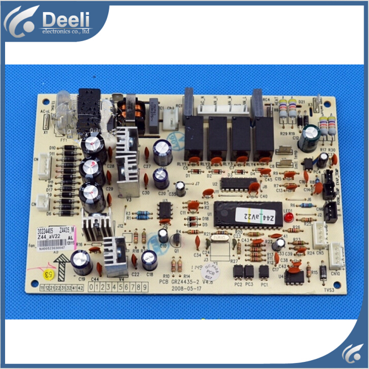 95% new good working for air conditioning motherboard pc board 30224402 1Z4415-M GRZ4435 control board good working