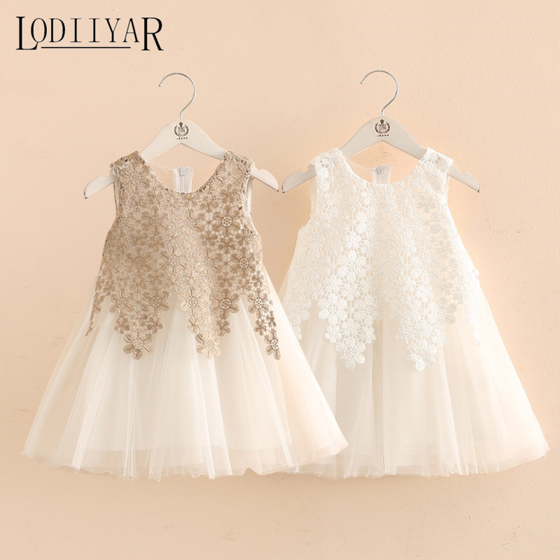 Подробнее о Girl Mesh Dress Lace Flower Girls Vest Dresses European Style Princess White Dress For Wedding Party Birthday Kids Clothes Prom teenage girls dresses summer england style lace flower princess dress for girl wedding party prom costume kids clothes floral