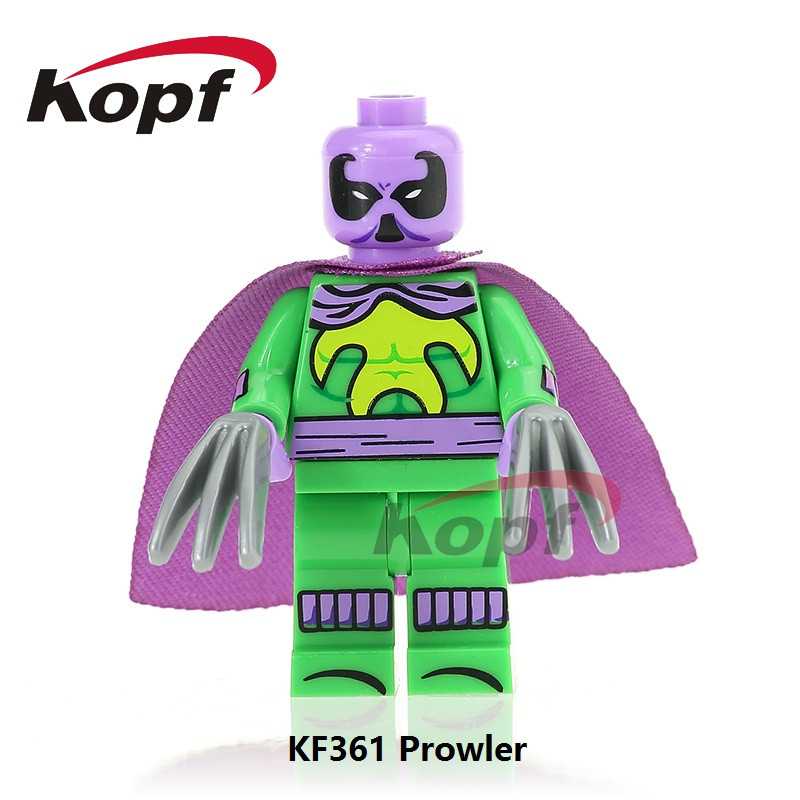 Super Heroes Hell Boy Fixer for Lego Customer Minifigure