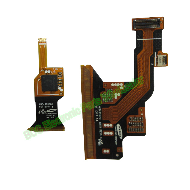 For Samsung Galaxy S4 I9500 lcd screen display Touch screen Digitizer connector Flex Ribbon Cable, in stock, A+++ High quality