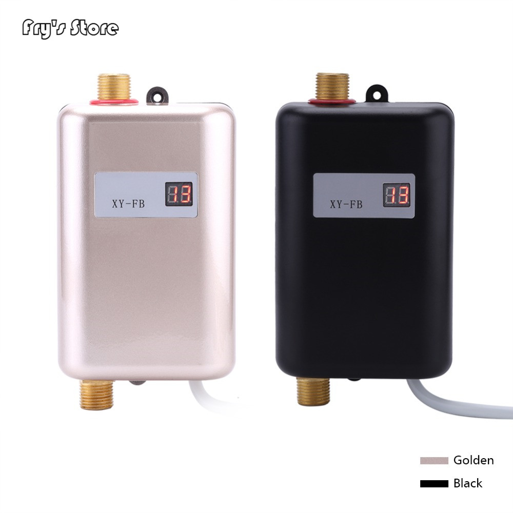 3500W Electric Water Heater Instant Elec