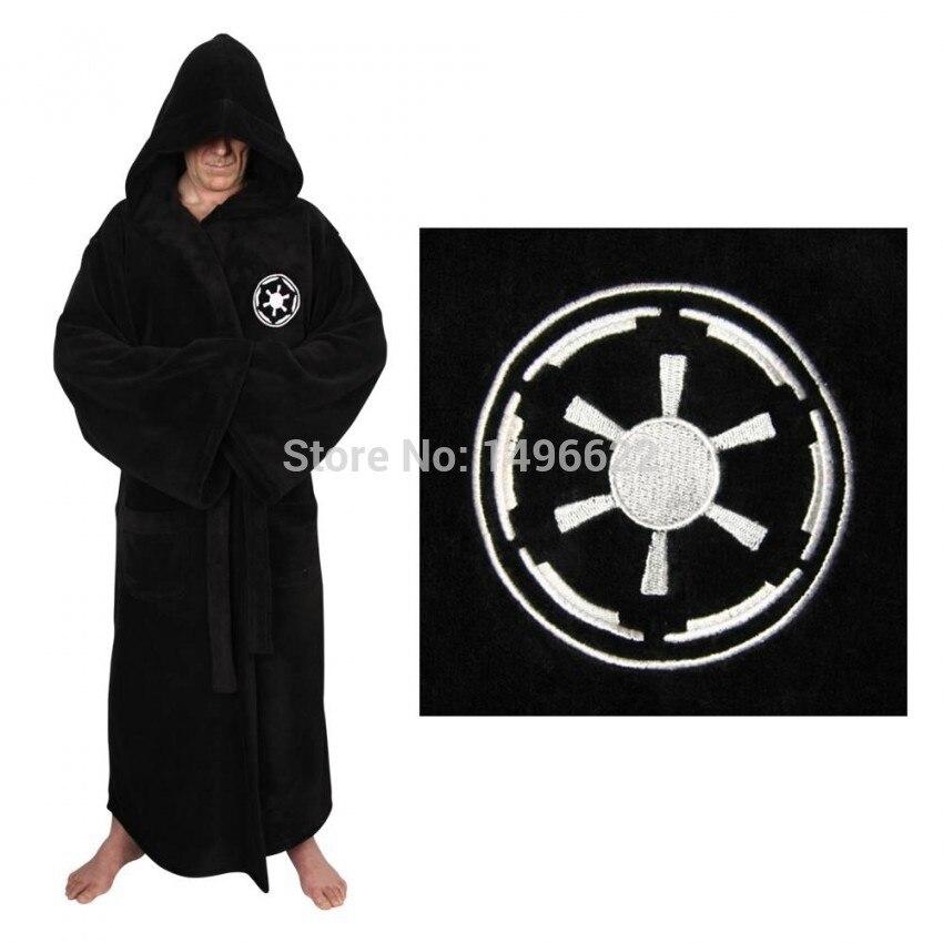 Star Wars Bathrobe Galactic Empire Sith Jedi Knight Bath Robe ...
