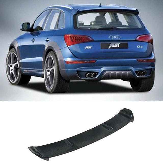 Q5 Carbon Fiber Rear Roof Lip Spoiler Wing For Audi Q5