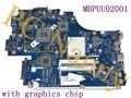 Para Acer Aspire 5251 5551 5552 MBPUU02001 NEW75 LA-5911P AMD Socket FS1 con Chip Gráfico