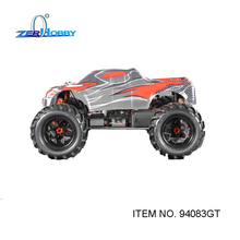 RC CAR Toy HSP 1/8 NITRO POWERED 4WD OFF ROAD MONSTER TRUCK TW SH28CXP ENGINE (item no. 94083GT)