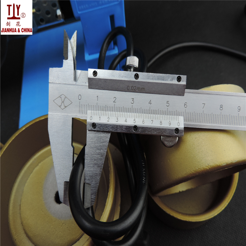 Saldatrice CA 220V 1200W 75-110mm tubi PPR, saldatore tubo plastica - Attrezzatura per saldare - Fotografia 5