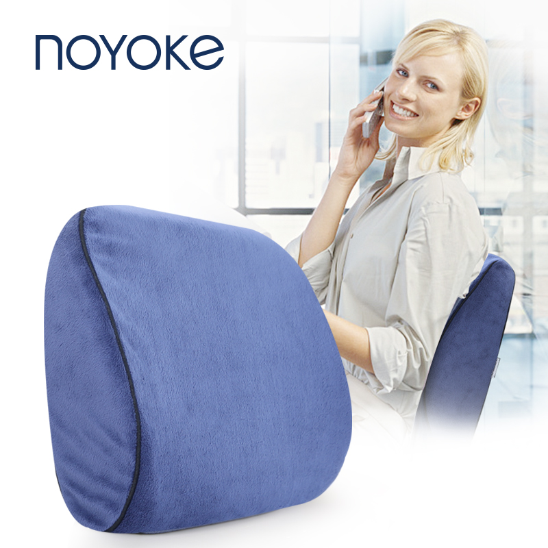 NOYOKE Office Latex Cushions Release Pressure Waist Pad Lumbar Protection Back Cushions