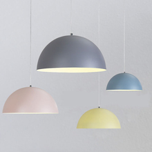 Modern Led Pendant Lights Nordic Loft Dining Room Aluminum Pendant Lamps Living Room Bedside Bedroom Cafe Bar Decor Hanging Lamp