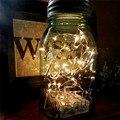 2 М 20 СВЕТОДИОДОВ На Батарейках Света Шнура СИД для Рождественские Гирлянды Партия Праздник Свадебные Украшения Рождественские Flasher Сказочных Огней