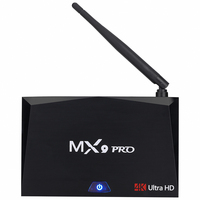 Mit 1 Jahr MX9 Pro Italien IPTV RK3328 2G/16G Italien IPTV EPG 4000 + Live + VOD konfiguriert Europa Albanien ex yu XXX kanäle BOX-in Digitalempfänger aus Verbraucherelektronik bei