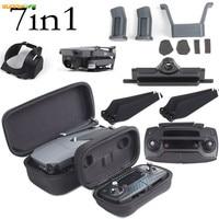 Sunnylife DJI Mavic Pro Accessories 8330F Propeller Remote Control Joystick Drone Body Bag Gimbal Camera Lens