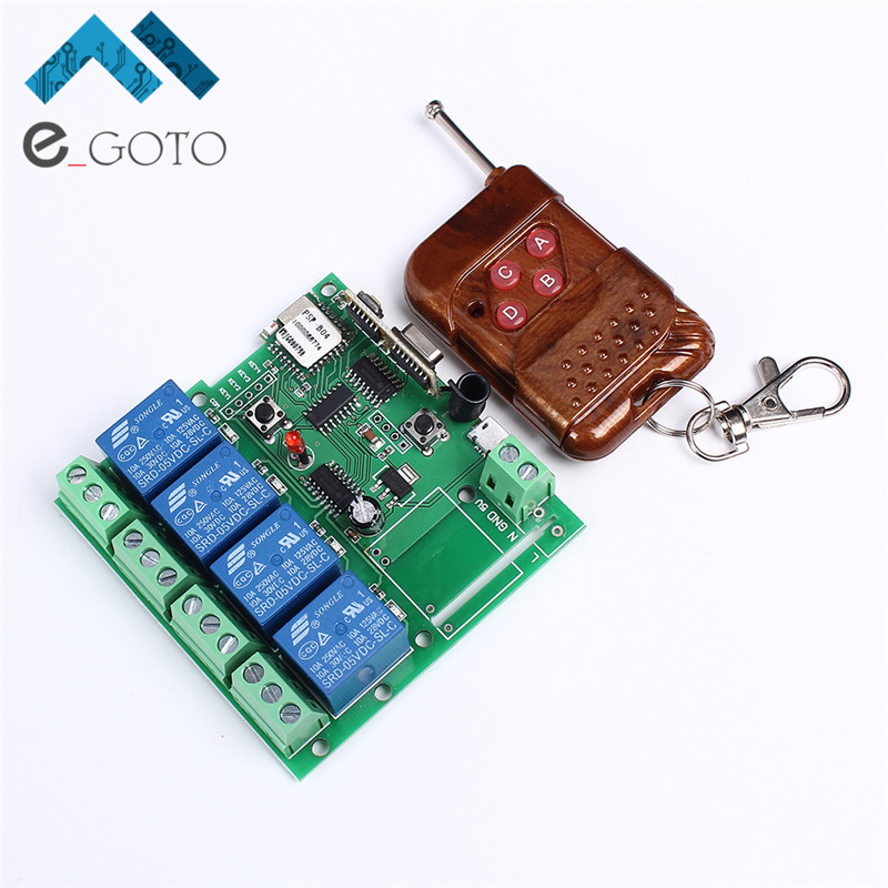Remote Controlled Door Lock Circuit Electronic Circuit Projects