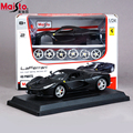 Maisto 1:24 Scale Assembly Model Car Alloy Metal Diecast Car Toys High Quality Collection Baby Toys Gift