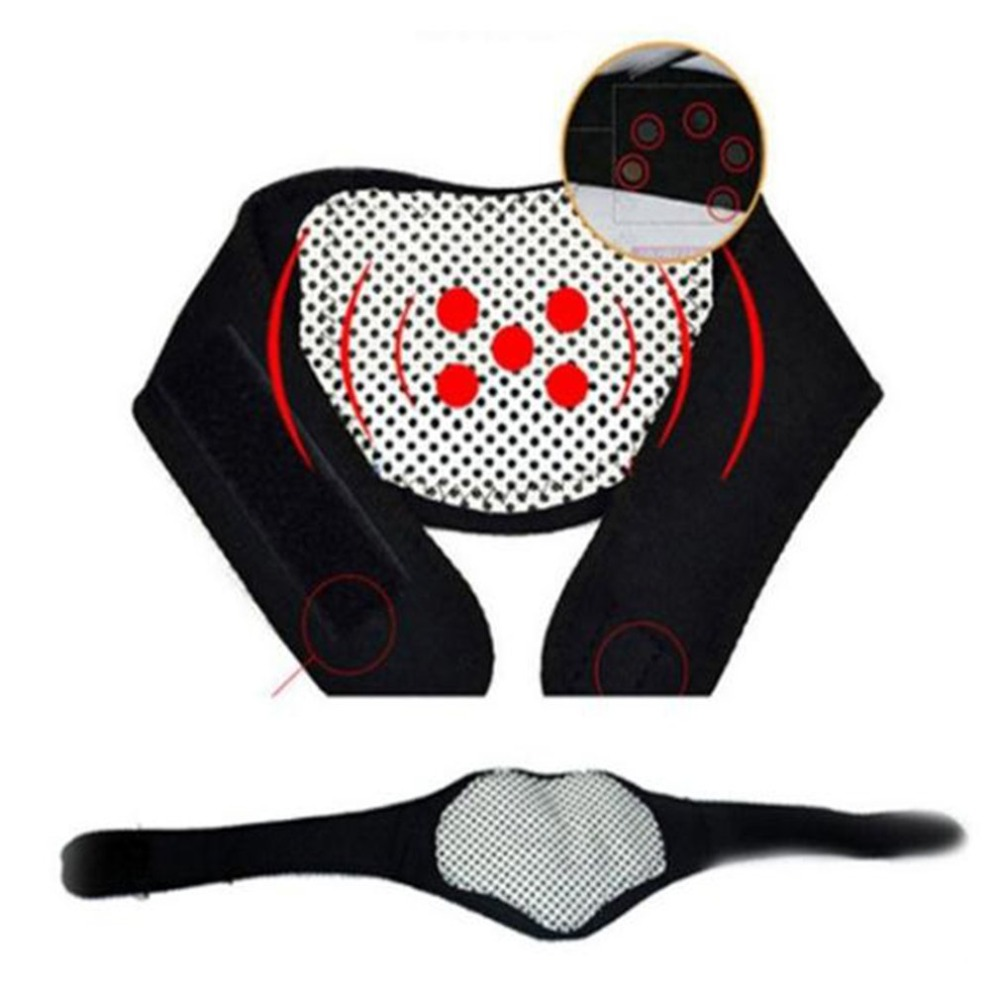 HTB1IlMdaynrK1Rjy1Xcq6yeDVXaC - Neck Belt Tourmaline Self Heating Magnetic Therapy Neck Wrap Belt