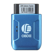 Promotion! OBD II Car Vehicle GPS Realtime Tracker Truck Mini S py Tracking Device GSM GPRS