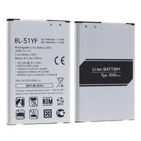 3.85 V 2900 mAh Telefon Wbudowany W Oryginalny Akumulator litowo-jonowy Bateria Baterias z Ogniw Baterii PTC Ochrony dla LG G4