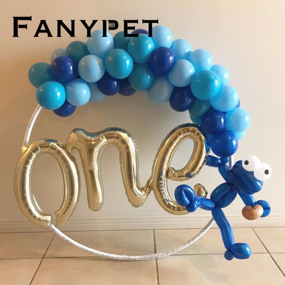 """30/"""" 1st Birthday Party Foil Balloons First Number 1 Baby Boy Girl Rose Gold balo"""