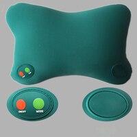 Butterfly bone pillow massage pillow Electric massage car home Foam particle pillow health massage health gift