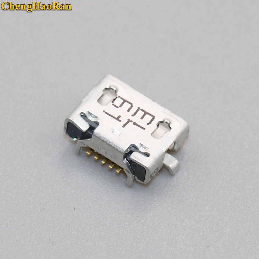 ChengHaoRan 2-5 piezas para Xiaomi mi pad 1 tableta 1 micro usb jack carga Puerto conector enchufe dock socket