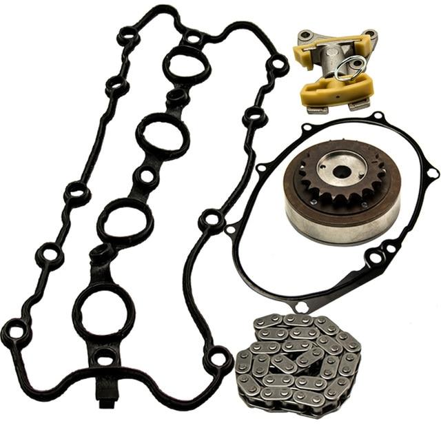 Engine Timing Chain Tensioner Adjuster Gasket For Vw Audi Skoda 2 0